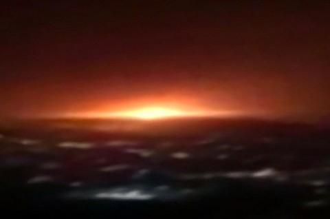 Ledakan di Iran Diduga dari Situs Produksi Misil
