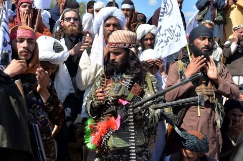 Taliban Bantah Dibayar Rusia untuk Bunuh Pasukan AS