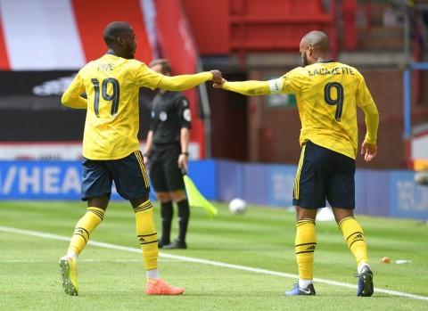 Arsenal Susah Payah ke Semifinal Piala FA