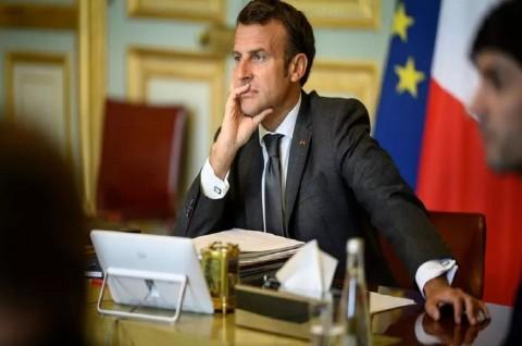 Partai Macron Kalah Telak dalam Pilkada Prancis