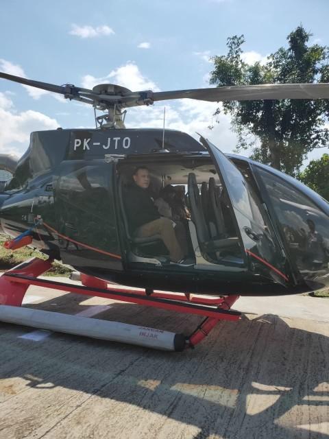 Sejumlah Saksi Diperiksa Terkait Penggunaan Helikopter Mewah Firli