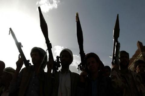 Pemberontak Houthi Tahan 20 Ribu Orang di 790 Penjara