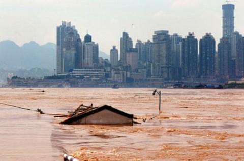 Banjir di Sichuan Tiongkok Tewaskan 12 Orang