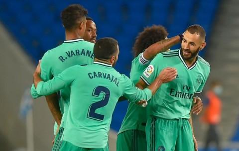 Pujian Zidane untuk Benzema