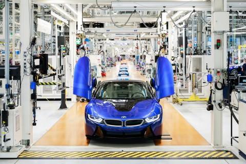 Selamat Tinggal BMW i8