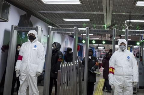 Tiongkok Kembali Terapkan Lockdown di Dekat Beijing