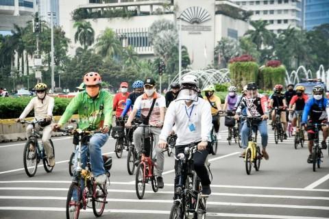 Tips Nyaman Bersepeda di Era New Normal