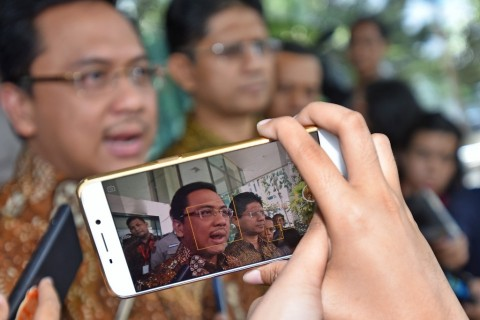 BPK Laporkan Benny Tjokro soal Tudingan Melindungi Bakrie Group