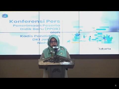 Dibuka 1 Juli, PPDB DKI Jalur Prestasi Akademik Utamakan Nilai Rapor