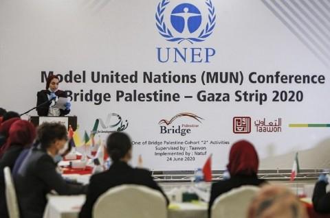 Menteri Negara-Negara Arab Dorong Aksi Kolektif untuk Palestina