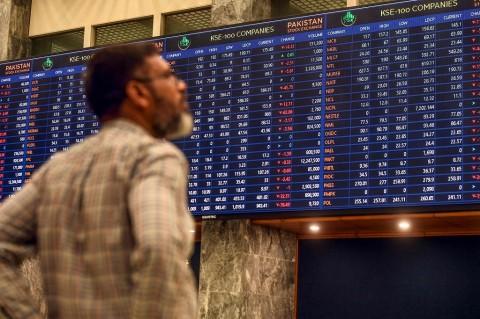 Diserang Kelompok Bersenjata, Bursa Pakistan Tetap Kokoh