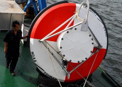 BMKG Pasang Alat Pendeteksi Dini Tsunami di 315 Lokasi