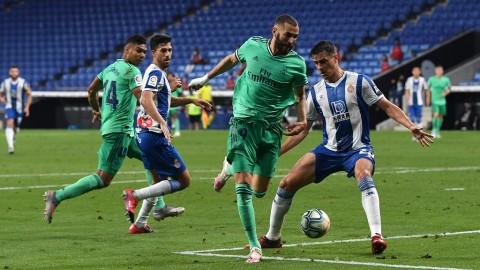 Kata Benzema setelah Melancarkan Assist Sensasional