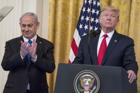Trump Gamang Dukung Aneksasi Israel karena Isu Rasisme