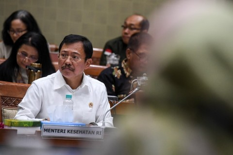 Komisi IX DPR Bela Menkes soal Serapan Anggaran Covid-19