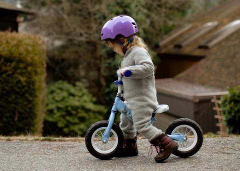 Tips Memilih Sepeda untuk Anak-anak
