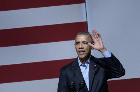 Obama Masih Kesal dengan Ucapan 'Kung Flu' Trump
