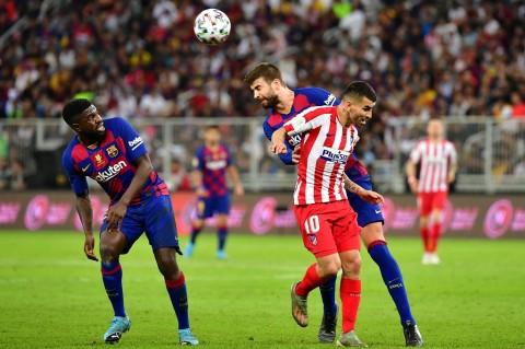 Jadwal Liga Top Eropa: MU, Juventus, Barcelona Bertanding