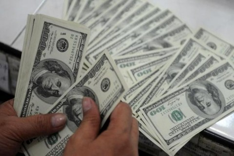 Dolar AS Menguat Tipis