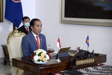Jokowi Perintahkan Ganjar Tak Takut Keluarkan Anggaran Kesehatan