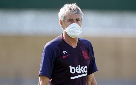 Jika Kalah dari Atletico, Barcelona Bakal Pecat Setien?