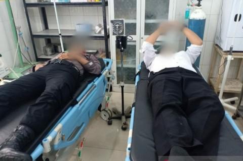 Enam Polisi Terluka Akibat Kerusuhan di Mandailing Natal