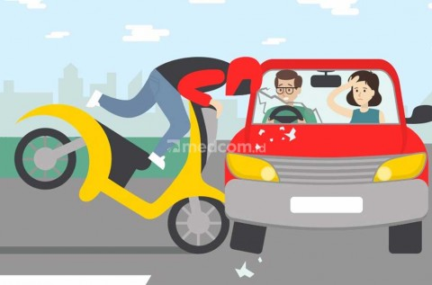 Ingat! Kecelakaan Lalu Lintas Banyak Disebabkan Faktor Kecepatan