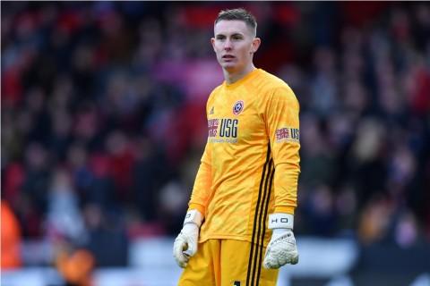 Dean Henderson Tambah Masa Bakti dengan Sheffield United