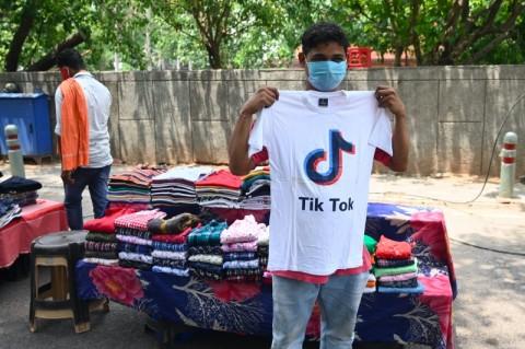 TikTok Jadi Korban Ketegangan India-Tiongkok