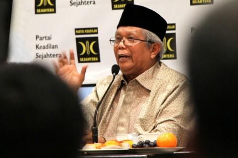 Pendiri PKS Hilmi Aminuddin Meninggal