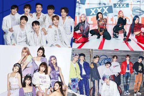 Super Junior, Stray Kids, dan MAMAMOO Meriahkan Konser Amal
