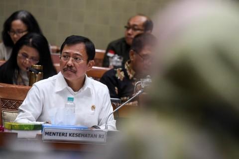 Terawan Diminta Klarifikasi Soal Serapan Anggaran Kemenkes