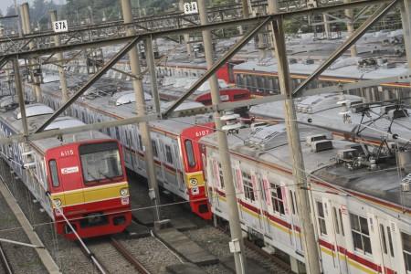 PT KCI Hentikan Budaya Mengantre di Gerbong Kereta