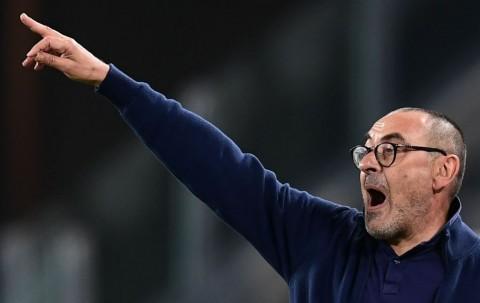 Hadapi Genoa, Sarri Khawatir dengan Kondisi Fisik Juventus
