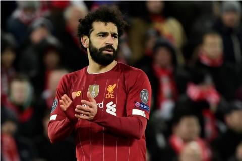 Salah Makin Bahagia di Liverpool Setelah Juara Liga Inggris