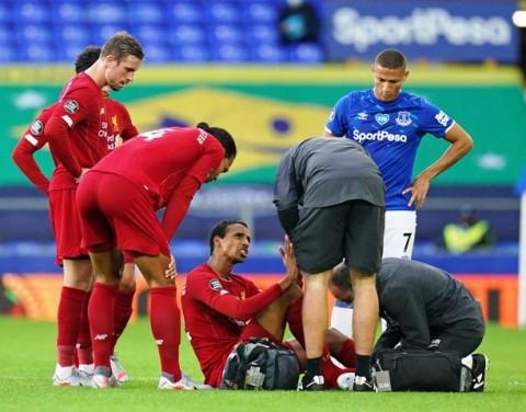 Liverpool Akhiri Liga Inggris Tanpa Joel Matip