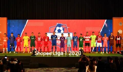 PT LIB Buat Kontrak Baru Sponsor Jelang Liga 1 Berlanjut