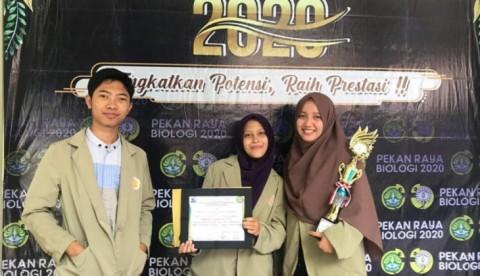 Mahasiswa UGM Ubah Kotoran Kambing Jadi Briket Biomassa