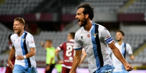 Tundukkan Torino, Lazio Jaga Jarak dengan Juventus