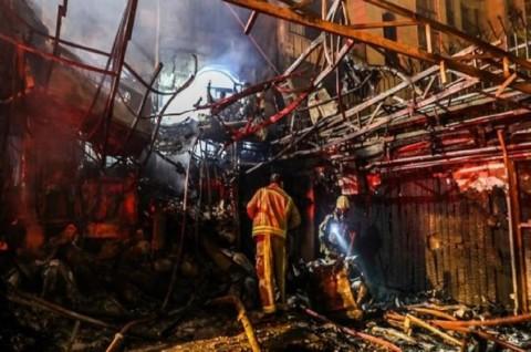 Ledakan di Klinik Iran Tewaskan 19 Orang