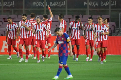 Imbang Lagi, Barca Gagal Kejar Madrid