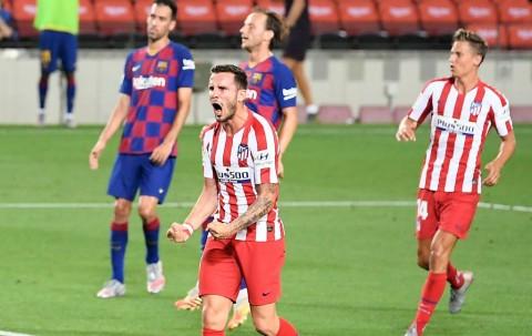 Hasil Lengkap Pertandingan: MU dan Juventus Menang, Barcelona Ditahan Imbang