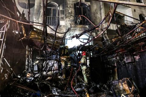 Ledakan Dahsyat Guncang Klinik di Teheran, 19 Tewas