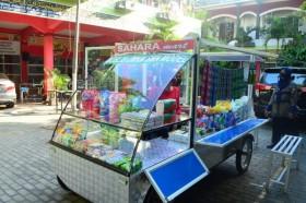 Mobil Listrik Rakitan Siswa SMK di Madiun Bisa Buat Wirausaha