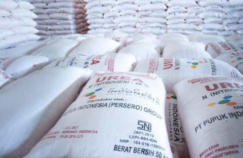 Pupuk Indonesia Salurkan 4,7 Juta Ton Pupuk Bersubsidi