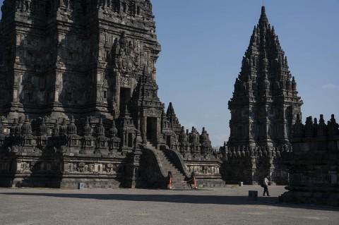 Wisata Candi Prambanan Dibuka Kembali