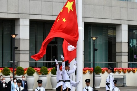 Penangkapan Perdana di Bawah UU Keamanan Nasional Hong Kong