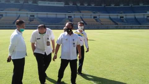 Stadion Gelora Bandung Lautan Api Siap Digunakan Persib