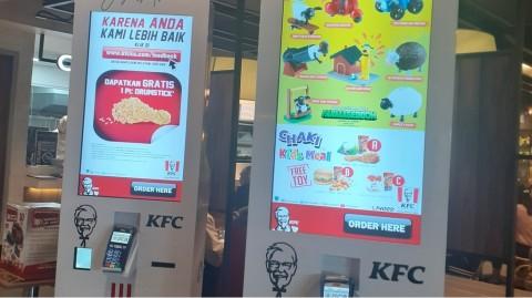 Kuartal I, Fast Food Indonesia Cetak Laba Rp5,4 Miliar