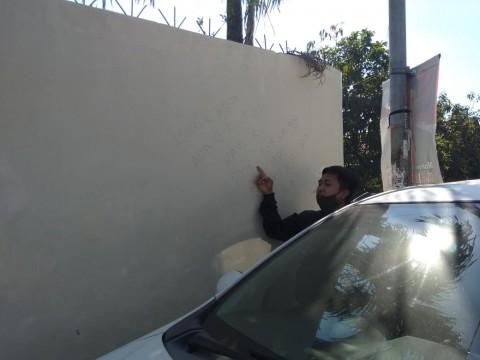Pesan Aneh Pelaku Sebelum Bakar Mobil Via Vallen